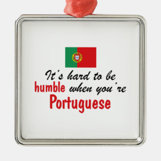 Humble Portuguese Christmas Ornament