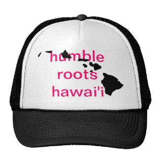 Humble Roots Hawai'i Trucker 2013 Mesh Hats
