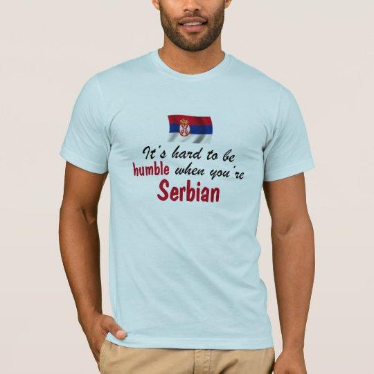 Humble Serbian T-Shirt