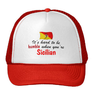 Humble Sicilian Trucker Hat