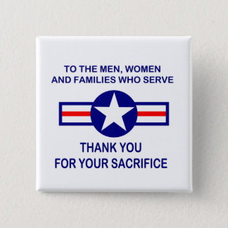 Humble Words Veterans Day Button
