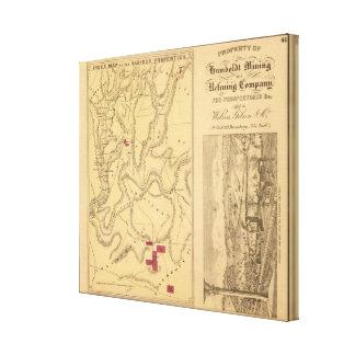 Humboldt Mining & Ref Co Canvas Prints
