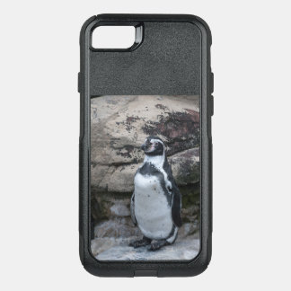 Humboldt penguin OtterBox commuter iPhone 8/7 case