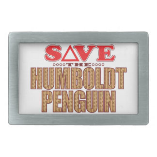 Humboldt Penguin Save Belt Buckles