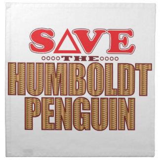 Humboldt Penguin Save Napkin