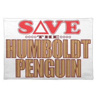 Humboldt Penguin Save Placemat