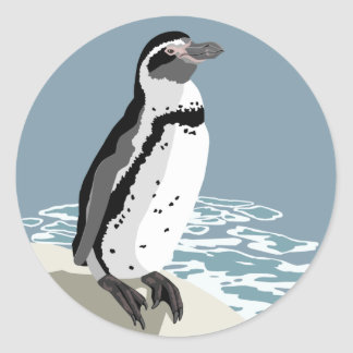 Humboldt Penguin Stickers