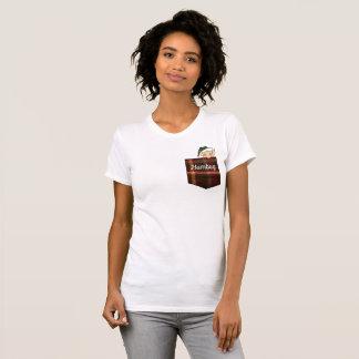 Humbug Elf Plaid Pocket T-Shirt