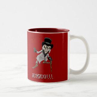humbug Two-Tone coffee mug