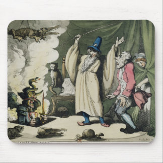 Humbugging or Raising the Devil, 1800 Mouse Mat