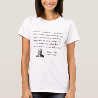 hume_quote_03d_evident_beasts.gif T-Shirt
