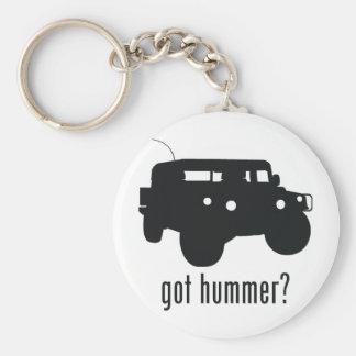 Hummer Key Ring
