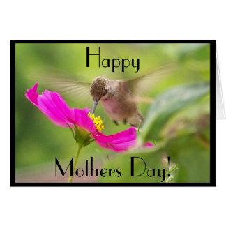 Hummer Moms Day Card