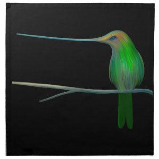Humming Bird Cloth Napkin