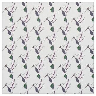 Humming Bird! Fabric