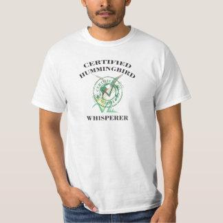 Humming Bird Lover - Hummingbird Whisperer T-Shirt