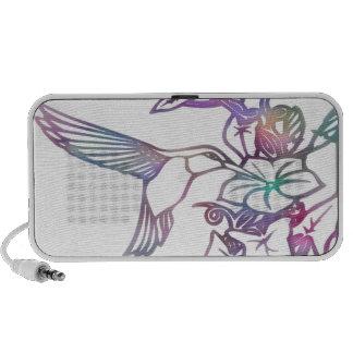 Humming Bird PC Speakers
