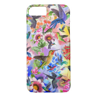 Humming Birds iPhone 8/7 Case