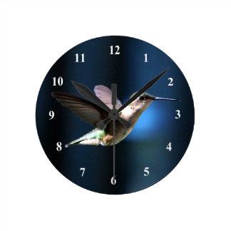 Hummingbird 424 Clock