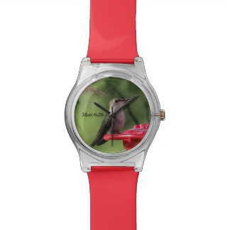 Hummingbird 9557 Watch- personalize Wristwatch