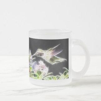 Hummingbird after filter fun coffee mug