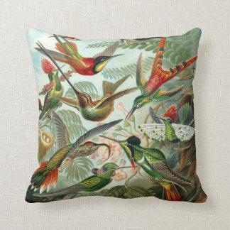 Hummingbird American MoJo Pillow