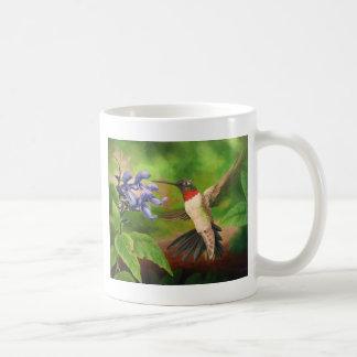 Hummingbird Art Mugs