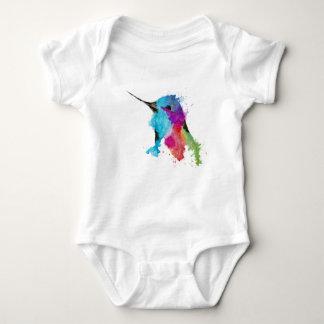 hummingbird baby bodysuit