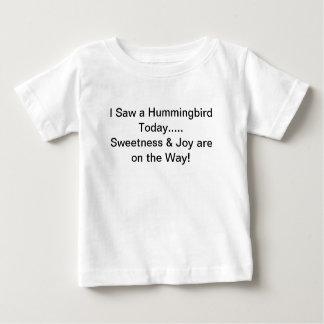 Hummingbird Baby Shirt