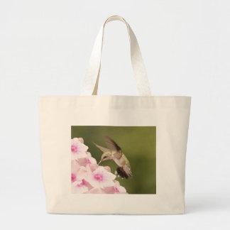 Hummingbird Canvas Bags