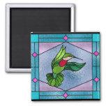 Hummingbird Beauty Fridge Magnet