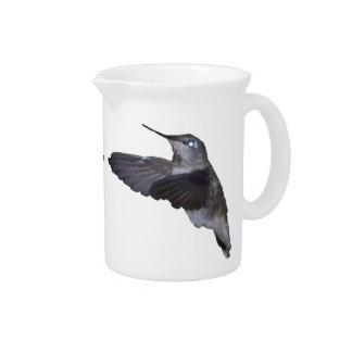 Hummingbird Beverage Pitcher