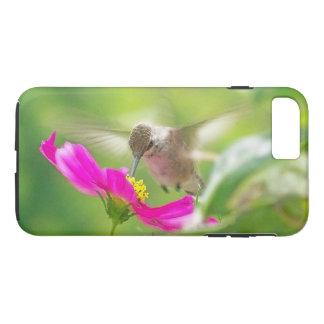 Hummingbird Bird Wildlife Flower iPhone 7 Case