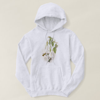 Hummingbird Bird Wildlife Flowers Sweatshirt