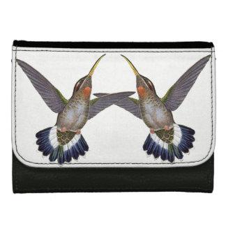 Hummingbird Birds Animals Wildlife Wallet