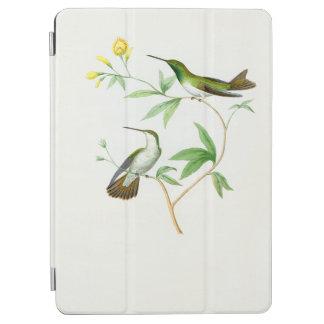 Hummingbird Birds Flowers Floral Garden Ipad Cover