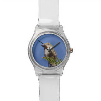 Hummingbird by SnapDaddy Wrist Watch