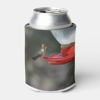 Hummingbird Can Cooler