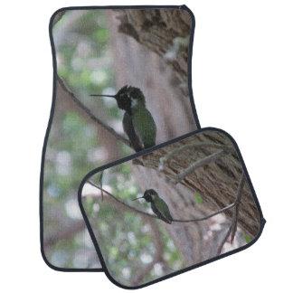 Hummingbird Car Mat