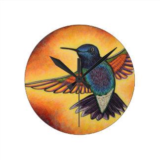 Hummingbird Clock
