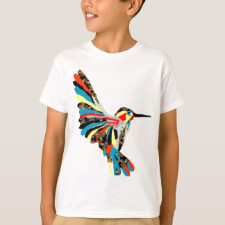 hummingbird drawing T-Shirt