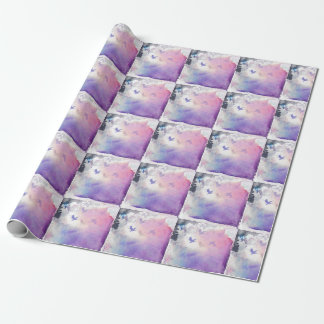 Hummingbird Dreams Wrapping Paper