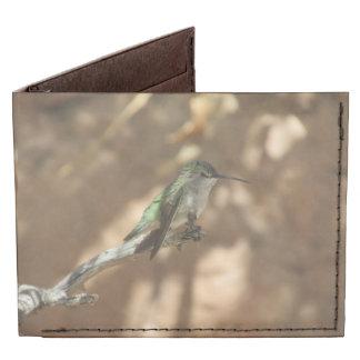 Hummingbird Tyvek Wallet