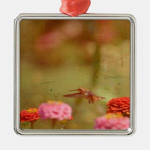 Hummingbird Flight Ornament
