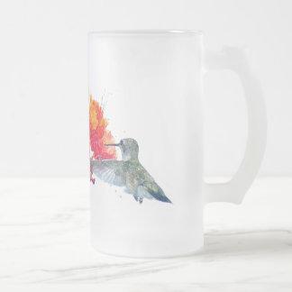 Hummingbird Flora Mug