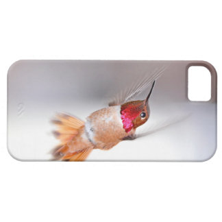 Hummingbird Flying Photo iPhone Cover