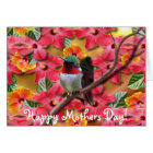 Hummingbird Haven Happy Mothers Day Card