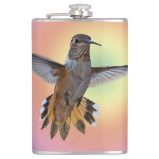 HUMMINGBIRD HIP FLASK