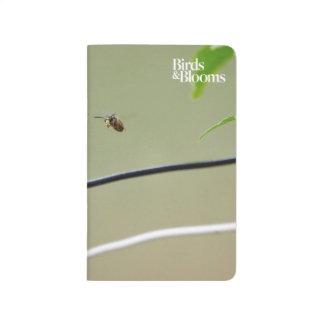 Hummingbird & Honey Bee Journals
