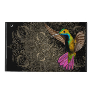 Hummingbird in Flight iPad Cover